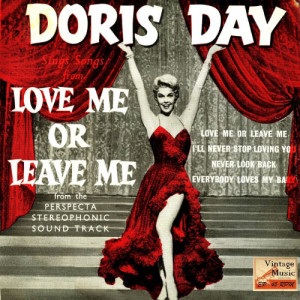 """Album Vintage Vocal Jazz / Swing Nº 70 - EPs Collectors, """"Love Me Or Leave Me"""" from Doris Day"""