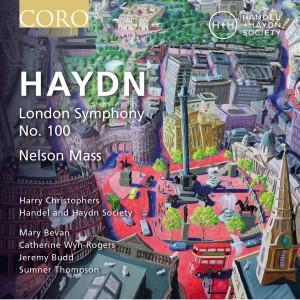 Harry Christophers的專輯Haydn: Symphony No. 100 & Nelson Mass (Live)
