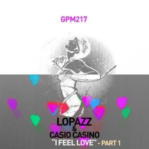 Album I Feel Love, Pt.1 from Lopazz