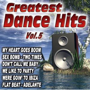 Album Latin Dance Hits Vol.5 from Disco Band