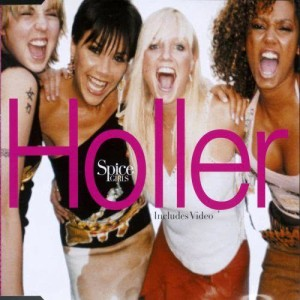 Album Holler/Let Love Lead The Way from Spice Girls