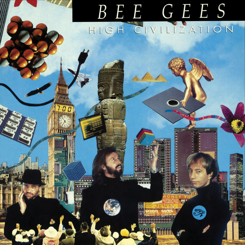 Dimensions (Album Version) 1991 Bee Gees