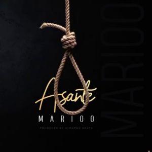 Album Asante from Marioo
