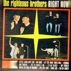 Album Right Now! from Righteous Brothers