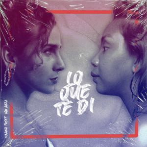 Album Lo que te dí from Marina Tuset