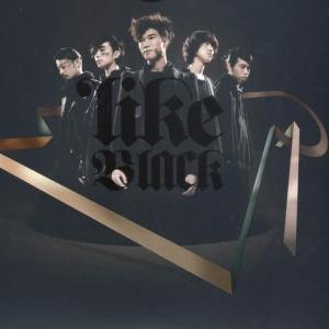 Mr.的專輯Like Black