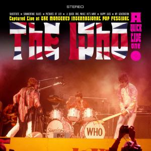 The Who的專輯Live at the Monterey International Pop Festival