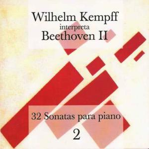 收聽Wilhelm Kempff的II. Allegro Molto E Vivace ((1800-01))歌詞歌曲