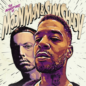 Eminem的專輯The Adventures Of Moon Man & Slim Shady (Explicit Version)