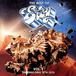 The Best Of Eloy, Vol. 1 - The Early Days 1972-1975 1994 Eloy