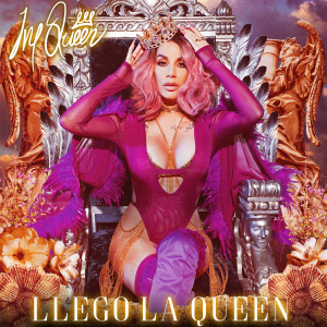 Album Llego La Queen from Ivy Queen