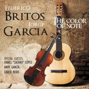 Album The Color of Note from Federico Britos