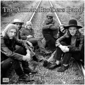 Album Live Radio Broadcast from The Allman Brothers band