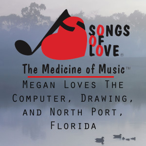 Album Megan Loves the Computer, Drawing, and North Port, Florida from J. Beltzer