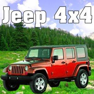 Sound Ideas的專輯Jeep 4x4 Sound Effects
