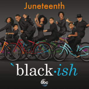 Listen to Juneteenth song with lyrics from Cast of Black-ish