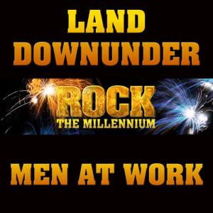 Album Rock The Millennium - Single from Men At Work