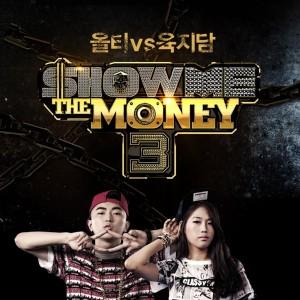 陸智譚的專輯Show Me the Money3 Olltii vs Yuk Jidam