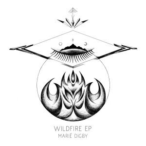 Marié Digby的專輯Wildfire - EP