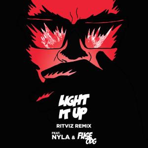 Album Light It Up (feat. Nyla & Fuse ODG) [Ritviz Diwali Edition] from Major Lazer