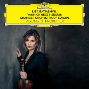 Chamber Orchestra of Europe的專輯Prokofiev: Violin Concerto No. 2 In G Minor, Op. 63, 2. Andante assai