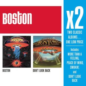 Album X2 (Boston /Don't Look Back) from Boston