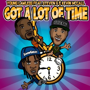 Kevin Mccall的專輯Got A Lot of Time