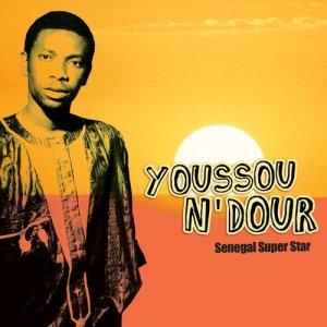 Album Senegal Super Star from Youssou N'Dour