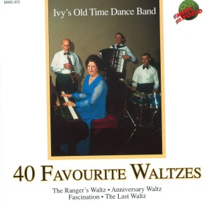 Album 40 Favourite Waltzes from Ivy's Old Time Dance Band