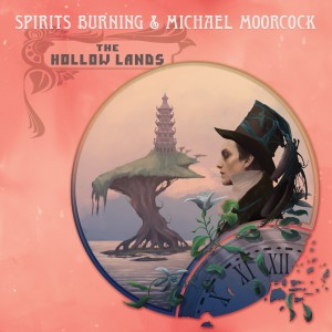 Album The Hollow Lands from Michael Moorcock