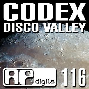Album Disco Valley from Codex
