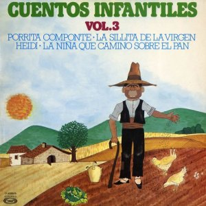 Album Cuentos Infantiles, Vol. 3 from Cuentos Infantiles
