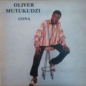 Album Gona from Oliver 'Tuku' Mtukudzi