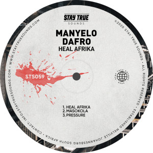 Album Heal Afrika from Manyelo Dafro