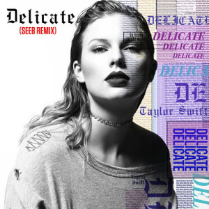 Taylor Swift的專輯Delicate