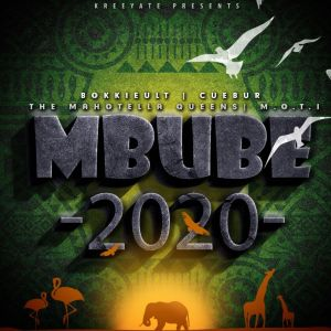 Album Mbube 2020 Single from MOTi