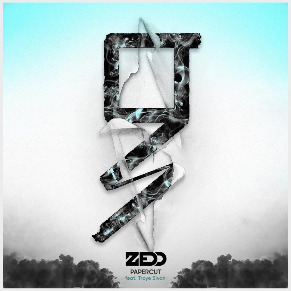 Papercut (Grey Remix) 2016 Zedd; Grey; Troye Sivan