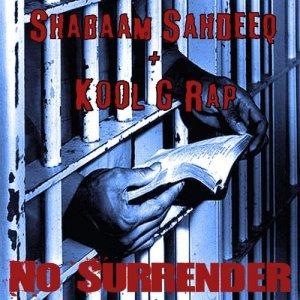 Album No Surrender from Shabaam Sahdeeq