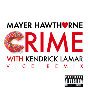 Album Crime from Mayer Hawthorne