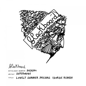 Album Lovely Summer Dreams (Gorge Remix) from Supernova