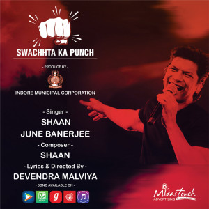 Album Swachhta ka Punch from Shaan
