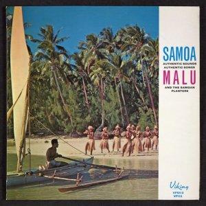 Album Samoa Malu (Authetnic Sounds Authetnic Songs) from Malu