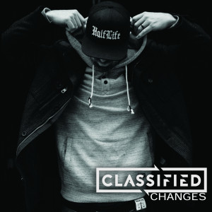 Classified的專輯Changes