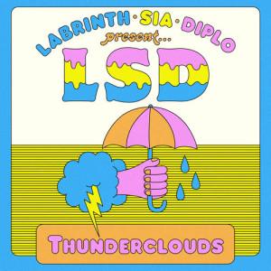 LSD的專輯Thunderclouds