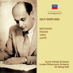 Album Solti Overtures from Sir Georg Solti