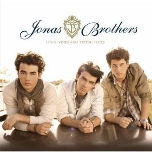 Jonas Brothers - Hey Baby dari album Lines, Vines and Trying Times