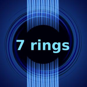 7 rings (Guitar Version) dari thank u, next