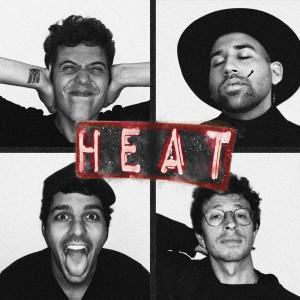Album Heat from Captain Cuts