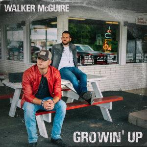 Album Growin' Up from Walker McGuire