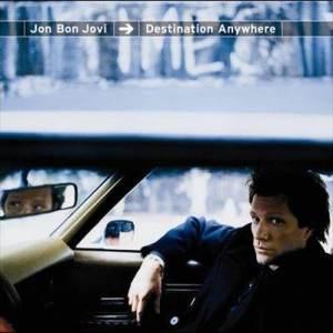 Album Destination Anywhere from Jon Bon Jovi